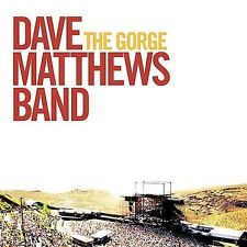 The Gorge Dave Matthews Band Audio CD