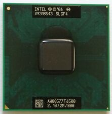 SLGF4 Intel Core 2 Duo Mobile T6500 2.1GHz/2/800MHz Socket P Processor