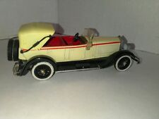 Vintage Isotta Fraschini Tipo 8A Car 1/43 Scale  Made in Italy