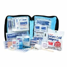 First Aid Emergency Kit 67 Pieces Treats Sprains,Bruises,Cuts,Scarpes More 80060