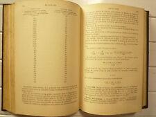 DICTIONNAIRE D'ANALYSE DES SUBSTANCES ORGANIQUES DE A RENARD CHEZ BAUDRY 1895