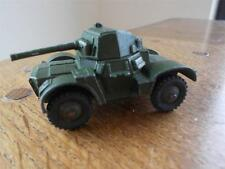 Vintage Dinky Toys Green ARMOURED CAR 670 Diecast Tinplate Meccano VGC