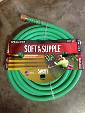 "Soft & Supple Heavy Duty 5/8"" x 50ft Hose"