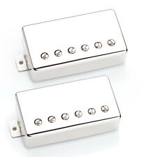 Seymour Duncan Hot Rodded Humbucker set nickel SH-2 SH-4 NEW free US shipping