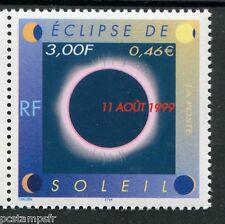 FRANCE - 1999 - yvert 3261 - eclipse soleil - neuf**