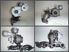 TURBOCHARGER TURBO AUDI A3 2.0 TDI MELETT CHRA FITTED, NOT CHINESE !!!