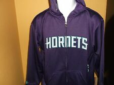 Charlotte Hornets Full Zip Hoodie Jacket Youth XL 18-20 nwt Free Shipping