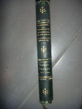 Les grands faits de l'histoire de France, Tome 8: 1715-1789, 1879, BE