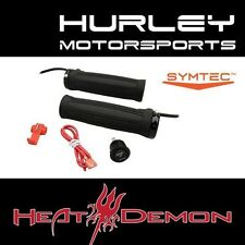 "SYMTEC Heat Demon ATV/Snowmobile ""Clamp-On"" Heated Handlebar Grips (215049)"