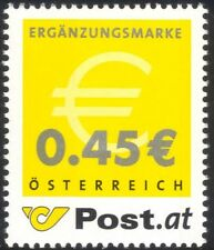 Austria 2003 Make Up Rate Stamp/Definitive/Post Office Emblem 1v (at1039)