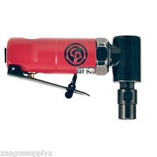 "CHICAGO PNEUMATIC 875 Mini Angle Air Die Grinder 1/4"" CP875"