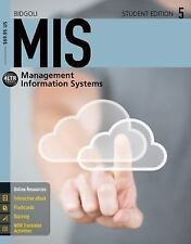 New, Engaging Titles from 4LTR Press: MIS : Management Information Systems by Ho