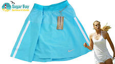 NIKE Maria Sharapova Tennis SKIRT Turquoise Small with inner shorts