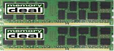 8GB 2X4GB DDR3 1333MHz ECC UDIMM MEMORY FOR DELL PRECISION WORKSTATION T3500