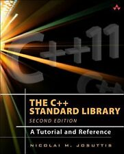 FAST SHIP - JOSUTTIS 2e The C++ Standard Library: A Tutorial and Reference   S13