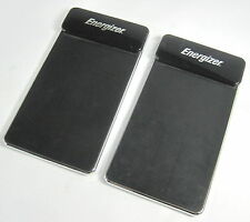 LOT x 2 Energizer Induction Charging Pad for Nintendo Wii PL-7581 AS IS UNTESTED