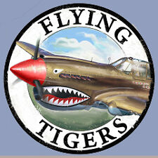 Sticker, Flying Tigers P-40