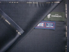 DORMEUIL 100%SUPER LUXURY WOOL SUITING FABRIC BY Dormeuil -MADE IN ENGLAND- 3.4m