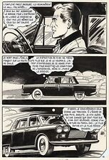 OSS 117 AU LIBAN  SUPERBE PLANCHE AREDIT PAGE 106