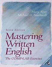 Mastering Written English: The Comp-Lab Exercises (6th Edition)