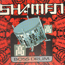 THE SHAMEN - Boss Drum - One Little Indian