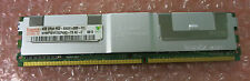 Hynix 4GB PC2-5300 DDR2-667MHz ECC Buffered CL5 RAM Memory - HYMP151F72CP4N3