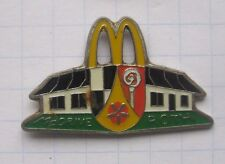 M/Roth/STEMMA/MC: Drive... MC DONALD'S - PIN (141b)
