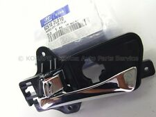 ELANTRA TOURING i30 i30CW 07- GENUINE DOOR HANDLE FRONT LEFT 826102L010