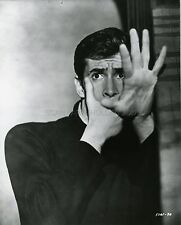 ANTHONY PERKINS ALFRED HITCHCOCK PSYCHO 1960 VINTAGE PHOTO R70 #3