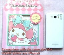 NEW Sanrio My Melody 2016 Decoration stickers  JAPAN KAWAII 12 design