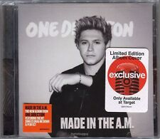 One Direction Made in the A.M. CD Limited Edition Niall Horan Cover Target