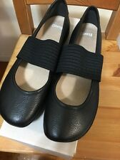 New Camper leather Flat Ballet shoes 39 8 8.5