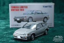 [TOMICA LIMITED VINTAGE NEO LV-N35a 1/64] HONDA BALLADE SPORTS CR-X Si 1985 SV