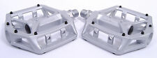 Wellgo MG-3 Magnesium Pedals for Mountain Bike MTB BMX DH Platform Silver
