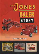 Farming Harvest Book: THE JONES BALER STORY - Gwynfor Williams