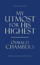 My Utmost for His Highest: Value Edition by Chambers, Oswald