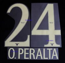 AMERICA DE MEXICO 2014-15 O. PERALTA AUTHENTIC NAME AND NUMBER AWAY SET