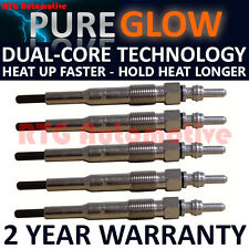 5X FOR VW TRANSPORTER CARAVELLE T5 LT CRAFTER 2.5 TDI HEATER GLOW PLUGS GP10410