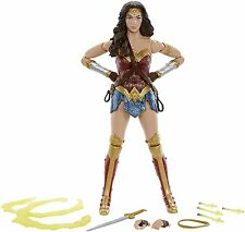 "DC Comics Multiverse Wonder Woman 12"" Action Figure Doll Kids Toy Playset New"