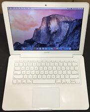 """Apple MacBook A1342 13.3"""" 2.26GHz 2GB 120GB - MC207LL/A (October, 2009)"""