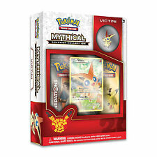 Pokemon Victini Mythical Collection Box: Generations Booster Packs + Promo Card