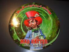 NEW HOLLAND BREWING Mad Hatter Reimagine STICKER craft beer brewery dragons milk