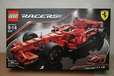 Lego Racers #8157 Ferrari F1 Formula One Car NEW  Sealed