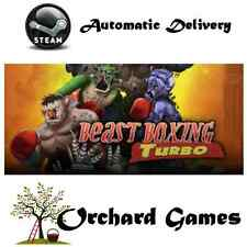 BESTIA BOXE TURBO: PC MAC: (Digital Download STEAM) consegna automatica