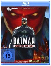"Batman - Under the Red Hood [Blu-ray](NEU/OVP) inkl.""Jonah Hex ""Kurzfilm DC Comi"