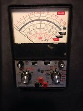 Sencore Multi Meter Ohms AC DC Hi Lo DB Power Vintage Tester MultiMeters