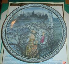 Konigszelt Bayern Collector Plate I CANT UNDERSTAND IT - SULAMITH WULFING