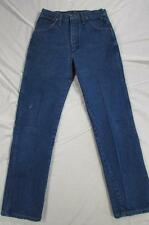 Wrangler 14MWZG Womens Denim Jeans Faded Color Tag 5x34 Measure 27x29.5 Cowboy