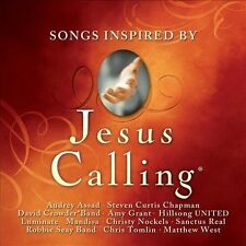 Jesus Calling: Songs Inspired By by Various Artists (CD, Mar-2011, Sony CMG) New