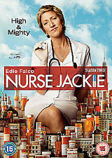 New Sealed, Nurse Jackie Season 3, Edie Falco, Eve Best. Third Series Three.